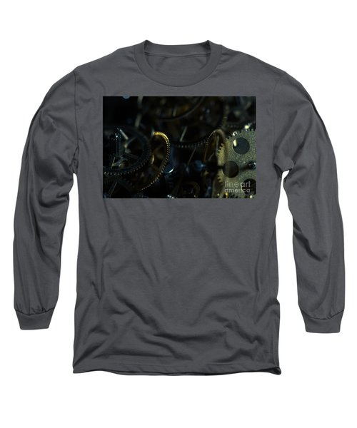 Just A Cog In The Machine 4 Long Sleeve T-Shirt