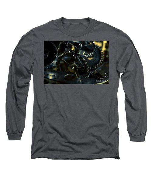 Just A Cog In The Machine 5 Long Sleeve T-Shirt