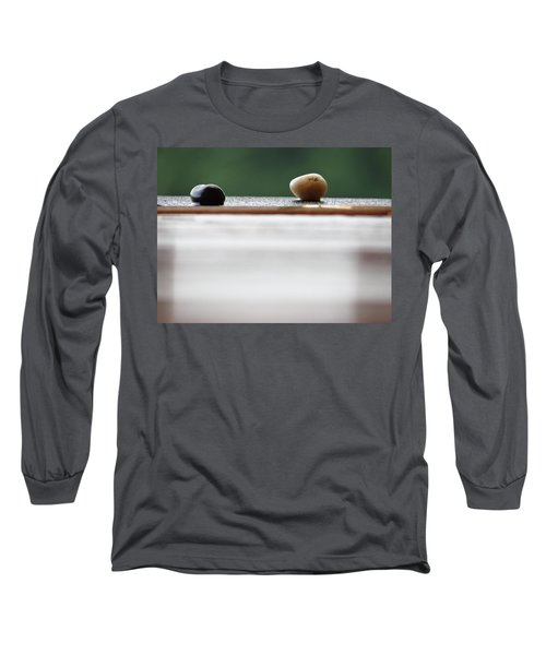 Just A Stones Throw Away Long Sleeve T-Shirt