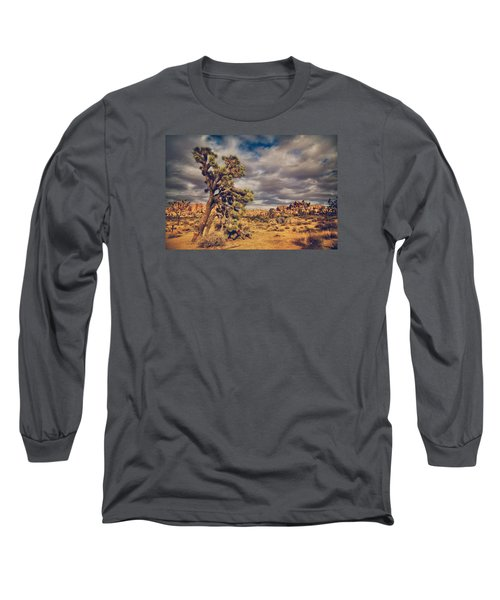 Just A Touch Of Madness Long Sleeve T-Shirt by Laurie Search
