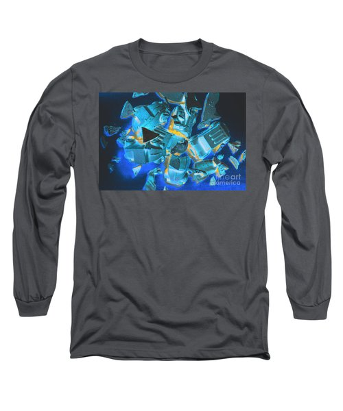 Just Like A Slow Motion Car Crash Long Sleeve T-Shirt