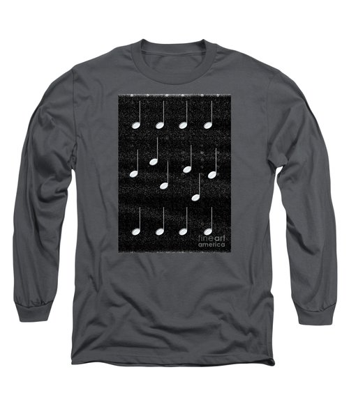 Just Noted Long Sleeve T-Shirt by Linda Prewer