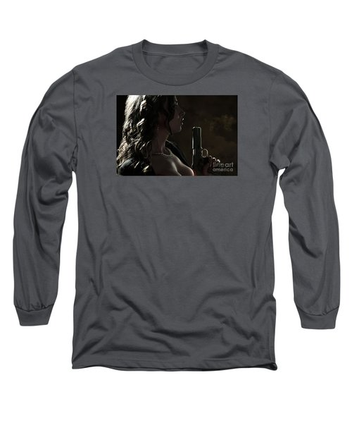 Just Shot That 45 Long Sleeve T-Shirt