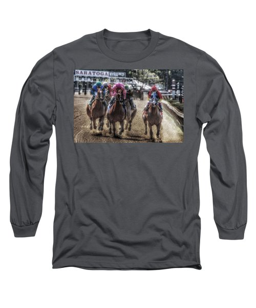 Just Starting Long Sleeve T-Shirt