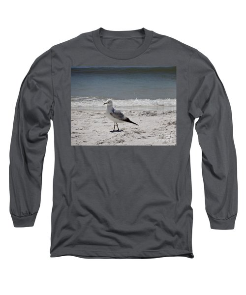 Just Strolling Along Long Sleeve T-Shirt