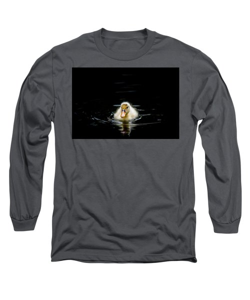 Just Swimming Long Sleeve T-Shirt