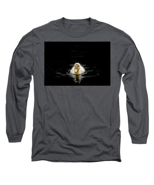 Just Swimming Long Sleeve T-Shirt