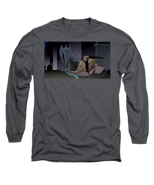 Justice League Long Sleeve T-Shirt
