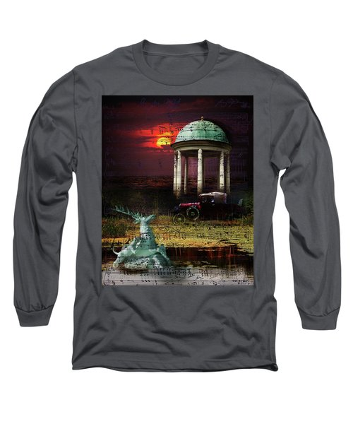 Juxtaposition Long Sleeve T-Shirt