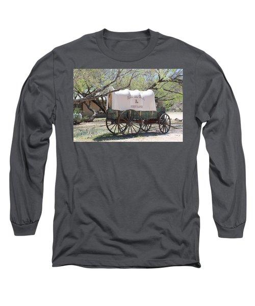 K L Bar Wagon Long Sleeve T-Shirt