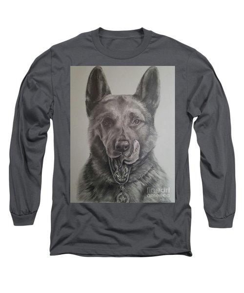 K9  Long Sleeve T-Shirt