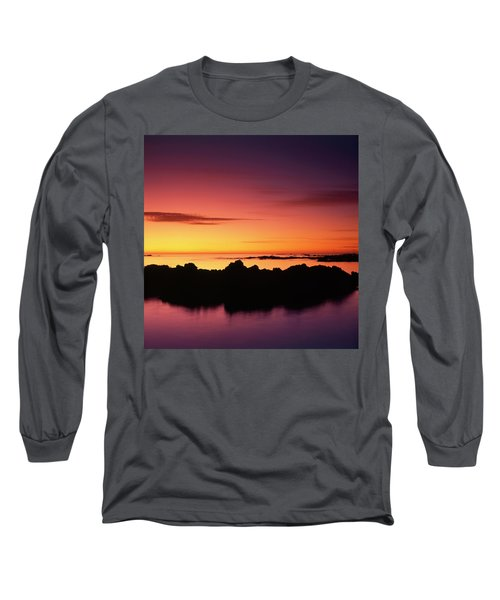 Kaikoura Sunrise, New Zealand. Long Sleeve T-Shirt