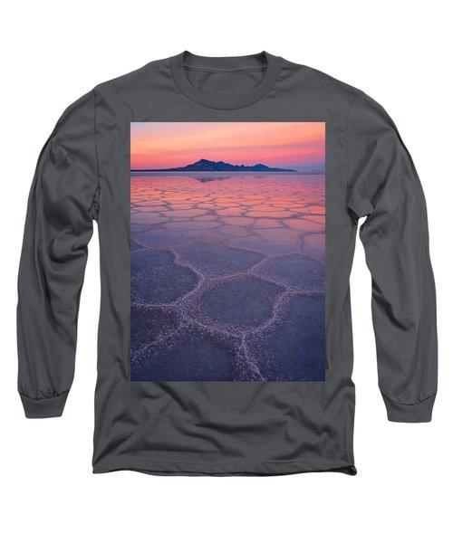 Kaleidocopic Long Sleeve T-Shirt