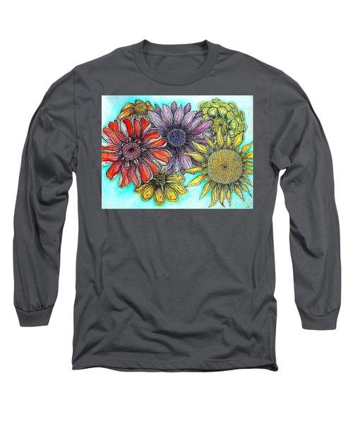 Kaleidoscope Long Sleeve T-Shirt