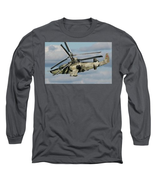 Kamov Ka-50 Long Sleeve T-Shirt