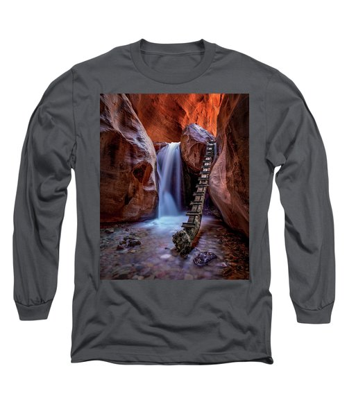 Kanarraville Falls Long Sleeve T-Shirt