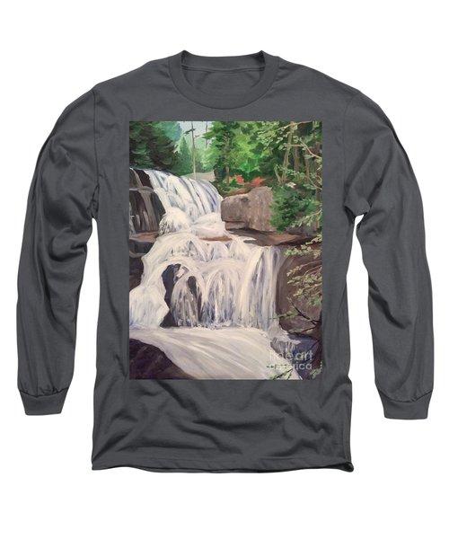Katahdin Falls Long Sleeve T-Shirt
