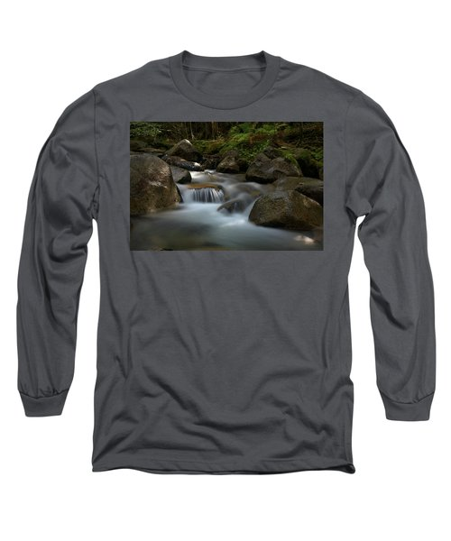 Katahdin Stream In The Shade Long Sleeve T-Shirt