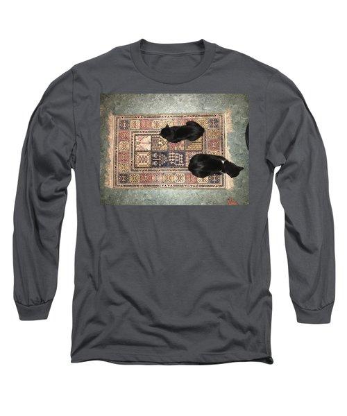 Katpets 3 Long Sleeve T-Shirt