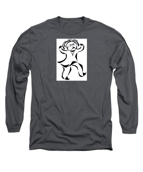 Katy Rose Says No Long Sleeve T-Shirt