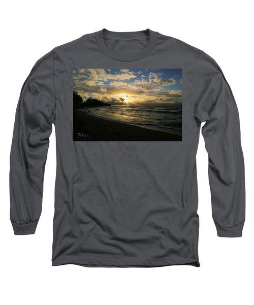 Kauai Sunrise Long Sleeve T-Shirt