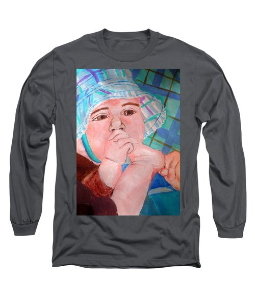 Kaylie Long Sleeve T-Shirt by Josie Weir