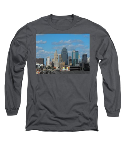 Kc Is Booming Long Sleeve T-Shirt