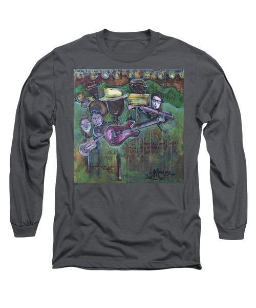Keb' Mo' Live Long Sleeve T-Shirt