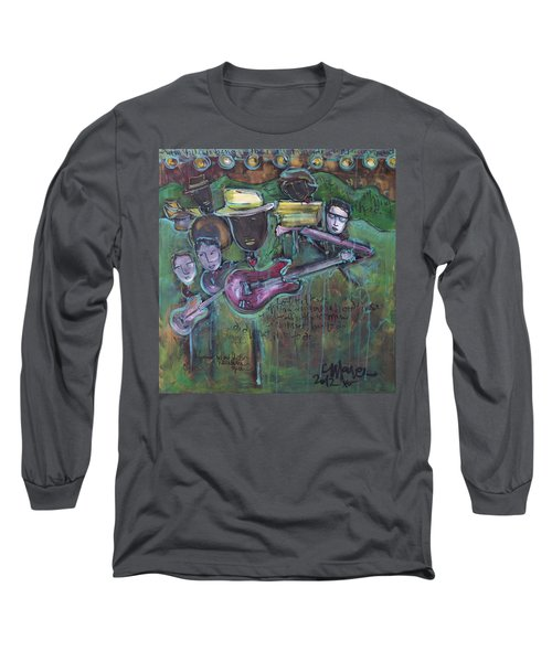 Keb' Mo' Live Long Sleeve T-Shirt