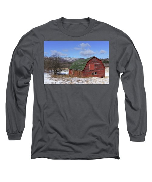 Keene Barn Long Sleeve T-Shirt