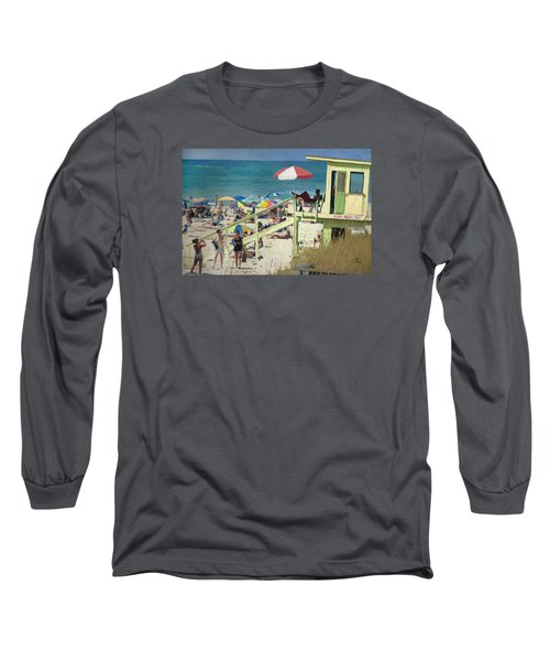Keep Back 15 Ft Long Sleeve T-Shirt