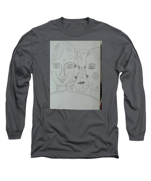 Keeper Of Secrets Long Sleeve T-Shirt