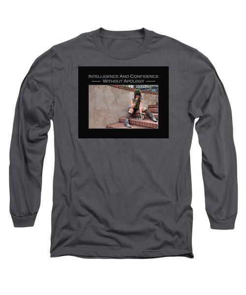 Kellie Peach 10-204 Long Sleeve T-Shirt by David Miller