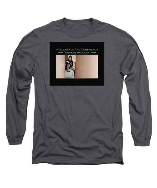 Kellie Peach 11-229 Long Sleeve T-Shirt by David Miller