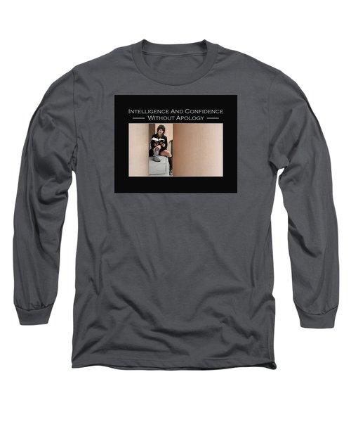 Kellie Peach 12-229 Long Sleeve T-Shirt