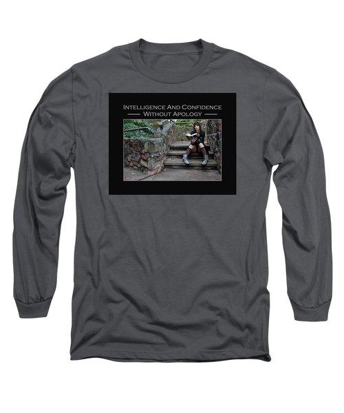 Kellie Peach 12-246 Long Sleeve T-Shirt by David Miller