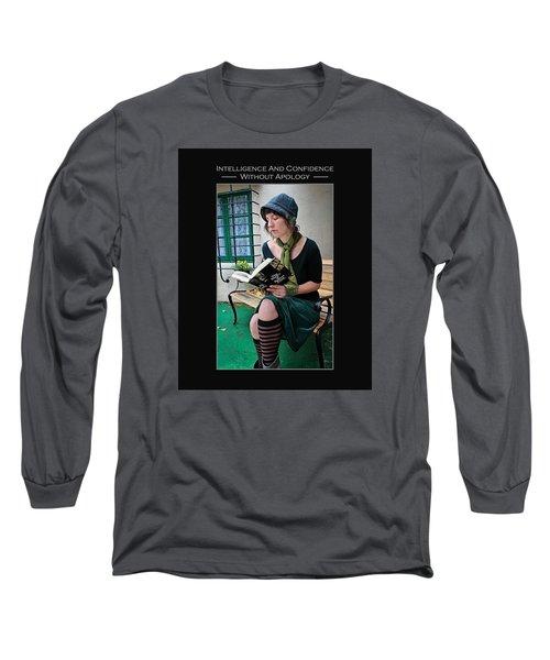 Kellie Peach 5-69 Long Sleeve T-Shirt