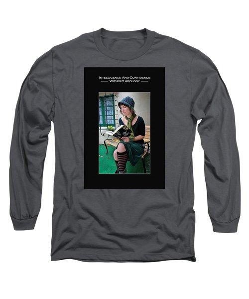 Kellie Peach 5-69 Long Sleeve T-Shirt by David Miller