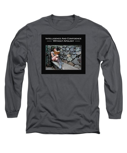 Kellie Peach 8-124 Long Sleeve T-Shirt by David Miller