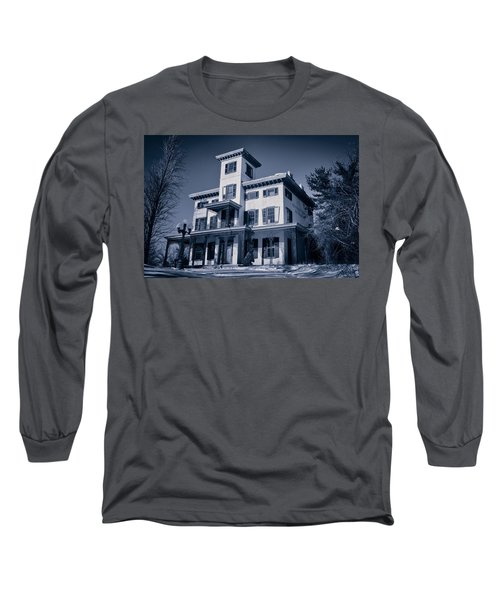 Kennedy-supplee Mansion Long Sleeve T-Shirt