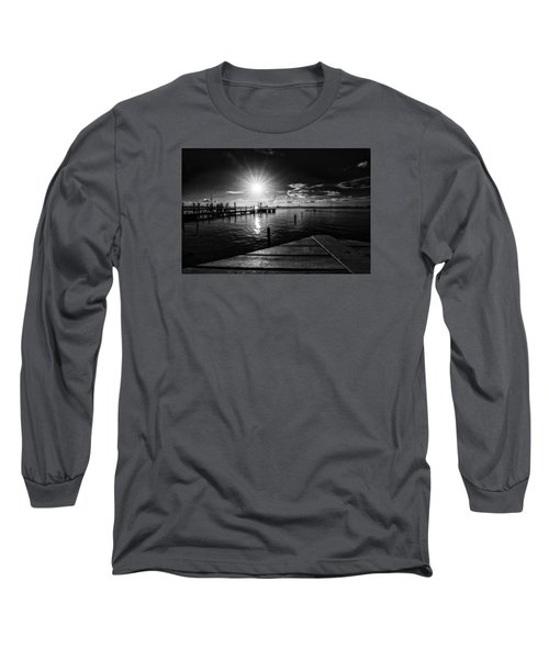 Key Largo Long Sleeve T-Shirt by Kevin Cable