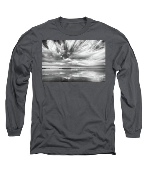 Key Largo Sunset Long Sleeve T-Shirt