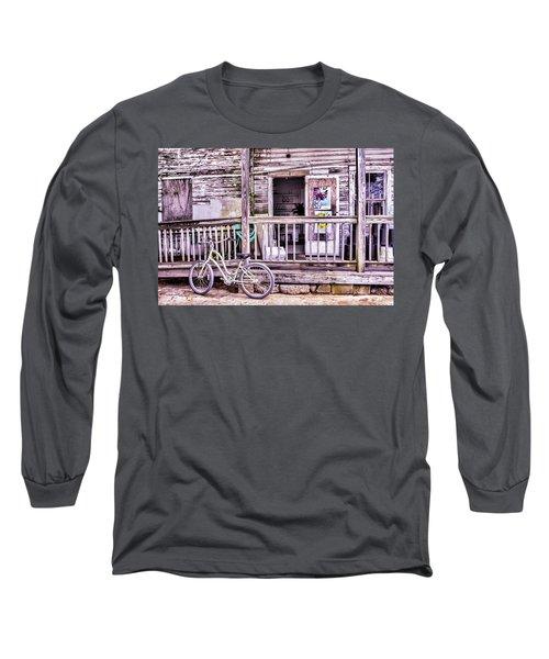 Key West Flower Shop Long Sleeve T-Shirt