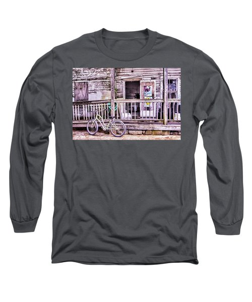 Key West Flower Shop Long Sleeve T-Shirt