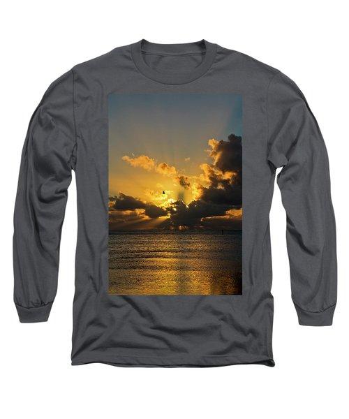 Key West Sunrise 39 Long Sleeve T-Shirt