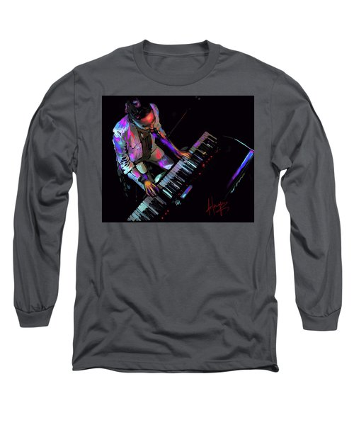 Keys From Above Long Sleeve T-Shirt