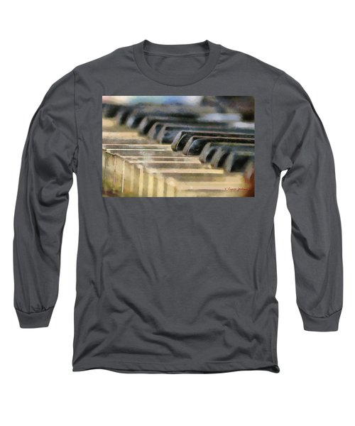 Keys To My Heart Long Sleeve T-Shirt