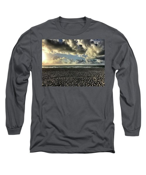 Kicking Back Long Sleeve T-Shirt