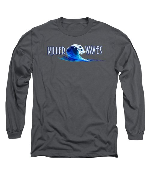 Killer Waves Long Sleeve T-Shirt
