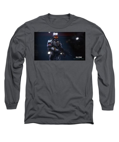 Killzone Shadow Fall Long Sleeve T-Shirt